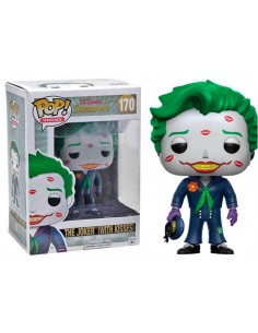 "Funko Pop Vinil The Joker ""Con Besos"""