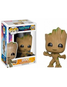 Funko Pop Groot Guardianes del la galaxia Vol.2