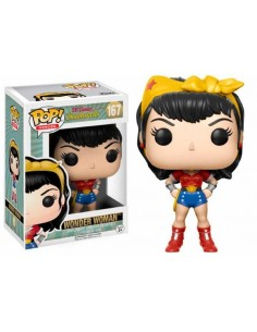 Funko Pop Wonder Woman clásica Dc Comics