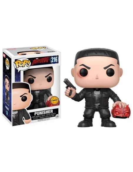 Funko Pop Punisher - Limited Chase Edition