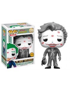 Funko Pop! The Joker Whith kisses limited Chase Edition