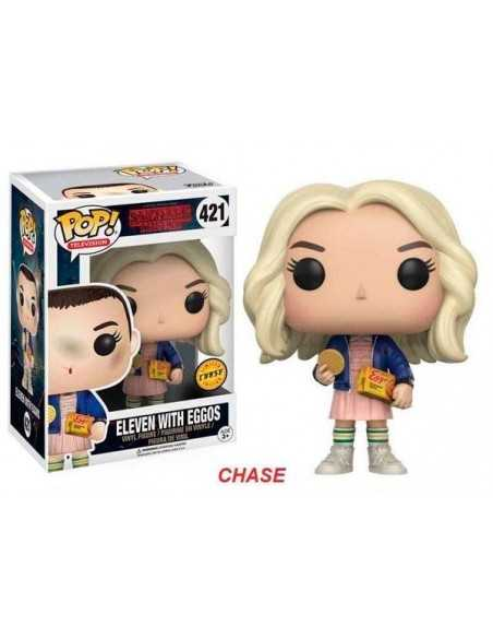 Funko Pop! Eleven Whith Eggos Limited Chase