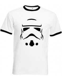 Camiseta Star Wars Stormtrooper ringer