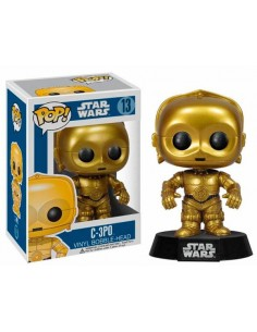Funko Pop Star Wars C-3PO Bobble Head