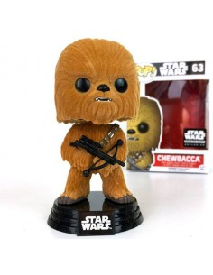 Funko Pop Star Wars Chewbacca Edición Exclusiva