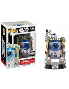 Funko Pop! Star Wars R2-D2/Jabba's Skiff exclusivo