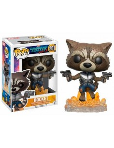 Funko Pop Guardianes de la Galaxia Vol.2 Rocket