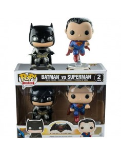 Funko Pop! Batman Vs Superman Pack de 2 ed.exclusiva