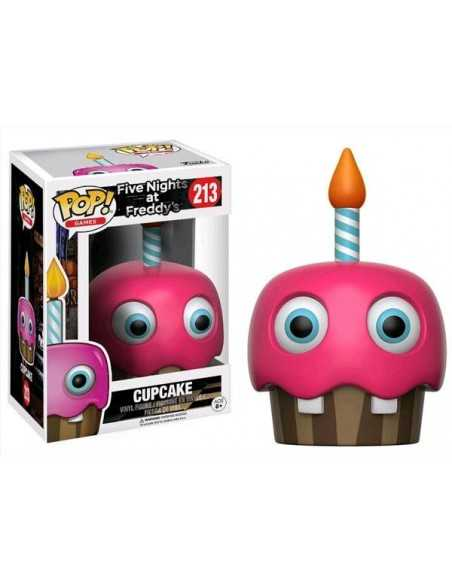 Funko Pop Cupcake Five nights at freddy series-2's