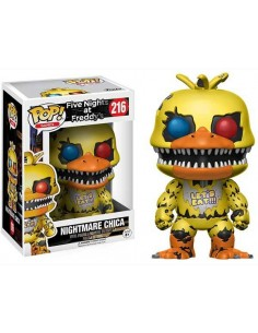 Funko Pop Nightmare Chica Five nights at freddy's