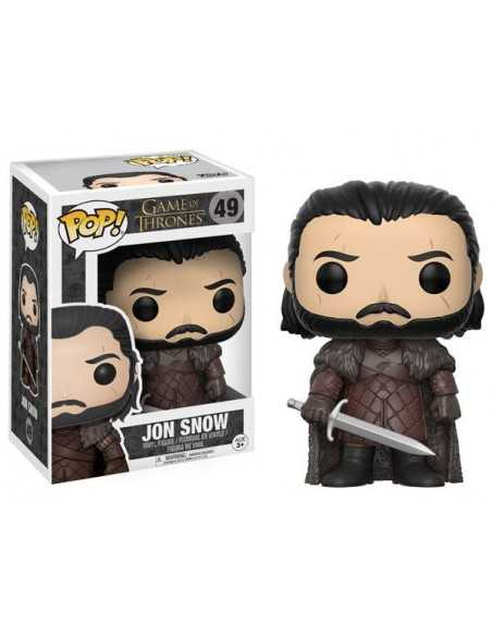 Figura Funko Pop Jon Snow Temporada 7