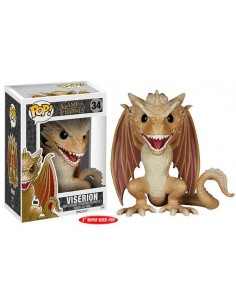 Funko Pop! Game of Thrones: Viserion 15 cms