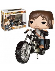 Figura Pop! Daryl Dixon´s Chopper