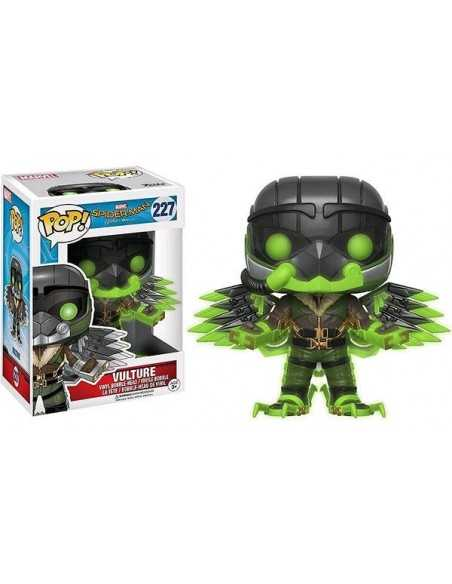 "Funko Pop Spider-man Home Buitre ""Vulture"""
