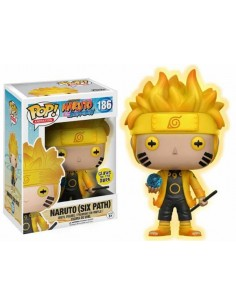 Funko Pop Naruto Six Path Exclusiva