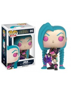 Funko Pop JINX League of Legends