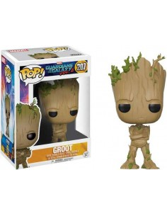 Funko Pop Groot edición exclusiva
