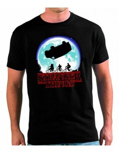 Camiseta Stranger Things Luna