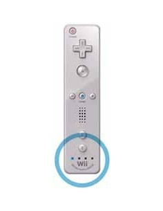 Wii Remote Plus Blanco