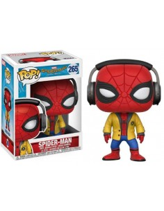 Funko Pop Spider-man Home coming Bobble-Head