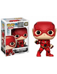 Funko Pop! The Flash La Liga de la Justicia
