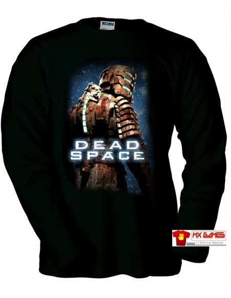 Camiseta Dead Space Manga larga (Tors)