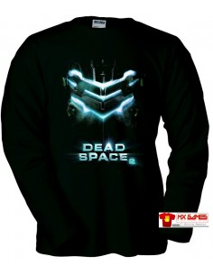 Camiseta Dead Space 2 (Face) Manga Larga