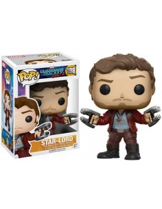 Funko Pop Star-Lord Guardianes de la Galaxia Vol.2