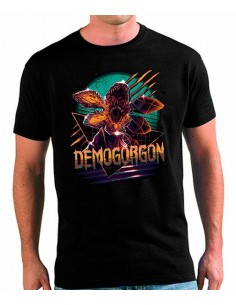Camiseta Demogorgon Stranger Things