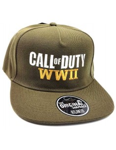 Gorra Call of Duty WW2