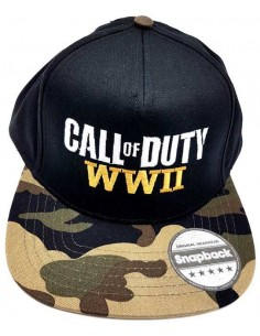 Gorra WW2 Call of Duty Camuflaje