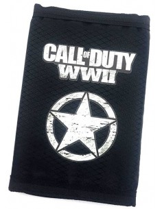 Cartera Call Of Duty WW2 Estrella Militar