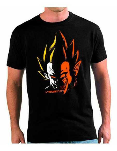 Camiseta Vegeta Ozaru Dragon Ball