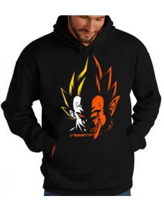Sudadera Vegeta Ozaru - Dragon Ball GT b0f62b49a0d11