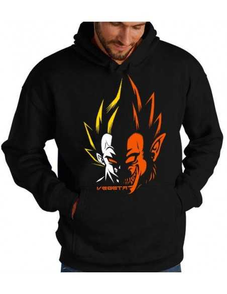 Sudadera Vegeta Ozaru - Dragon Ball