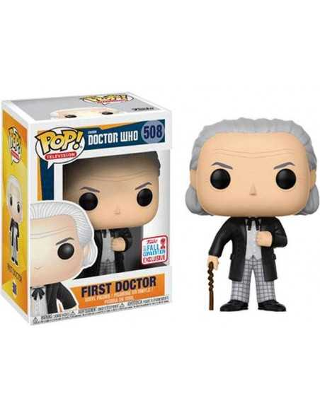 Funko Pop primer Doctor Who 2017 Fall Convention