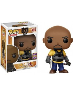 Funko Pop T-Dog The Walking Dead 2017 Summer Convention Exclusive
