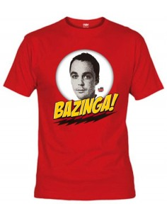Camiseta Sheldon (The Big Bang Theory)