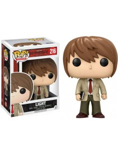 Funko Pop Light Death Note