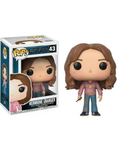Funko Pop Harry Potter Hermione con Giratiempos