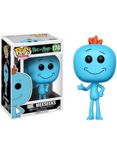Funko Rick y Morty Mr Meeseeks