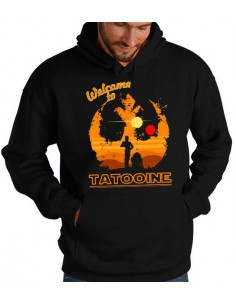 Sudadera Star Wars Wellcome to Tatooine
