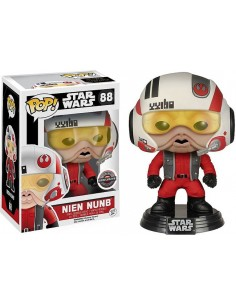 Funko Pop Star Wars Nien Nunb Underground Toys exclusive