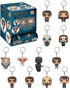 Pack llaveros Pop Harry Potter Mystery