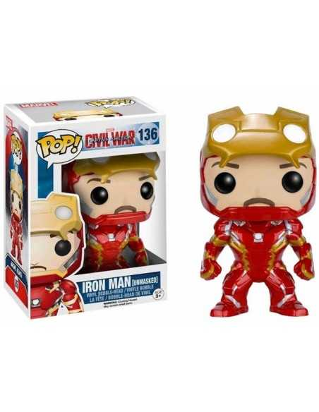 Funko Pop Iron man exclusivo Underground Toys