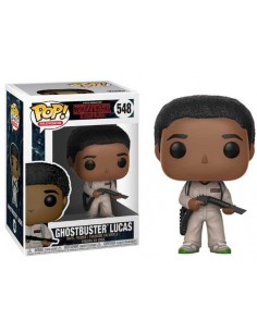 Funko Pop! Lucas Gostbuster Stranger Things