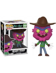 Funko Rick y Morty Scary Terry