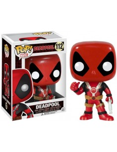 Funko Pop! Deadpool pulgar arriba
