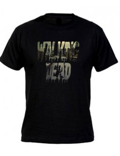 Camiseta Walking Dead (Alone)