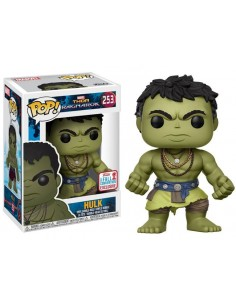 Funko Pop Casual Hulk Fall Convention 2017 exclusiva